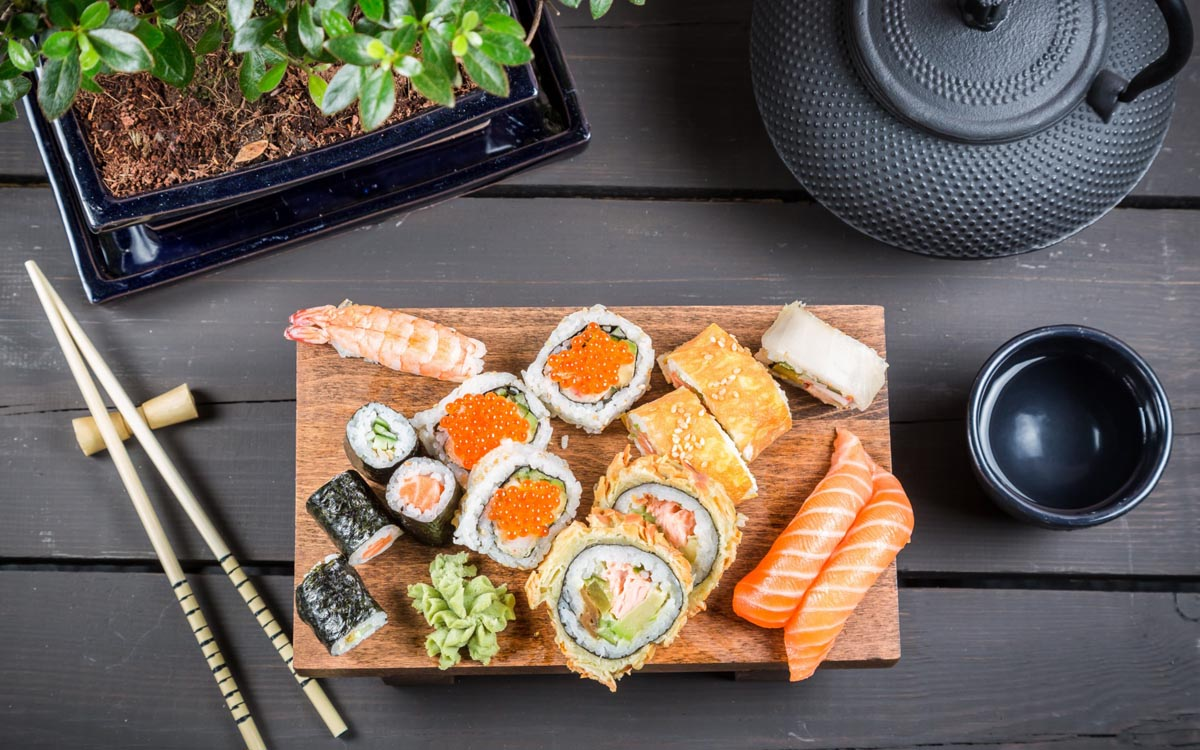 Wasabi Sushi Shop Wrocław Produkty i Akcesoria do Sushi i Kuchni Orientalnej (101)