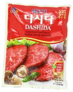 DASHIDA WOŁOWA BULION DASHI Wasabi Sushi Shop Wrocław Produkty i Akcesoria do Sushi i Kuchni Orientalnej