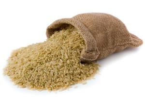 Naturalny ryż brązowy