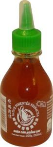 Sos chili Sriracha ostry 200 ml Wasabi Sushi Shop Wrocław produkty i akcesoria do sushi i kuchni orientalnej